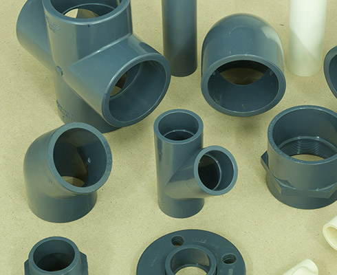 uPVC High Pressure Pipes & Fittings