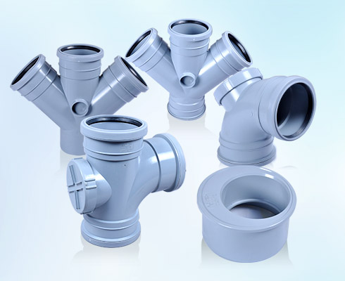 uPVC A/G Soil & Waste Pipes & Fittings
