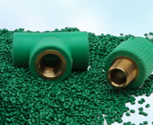 PP-R / PP-RCT Pipes & Fittings