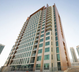 Coral Tower, Business Bay